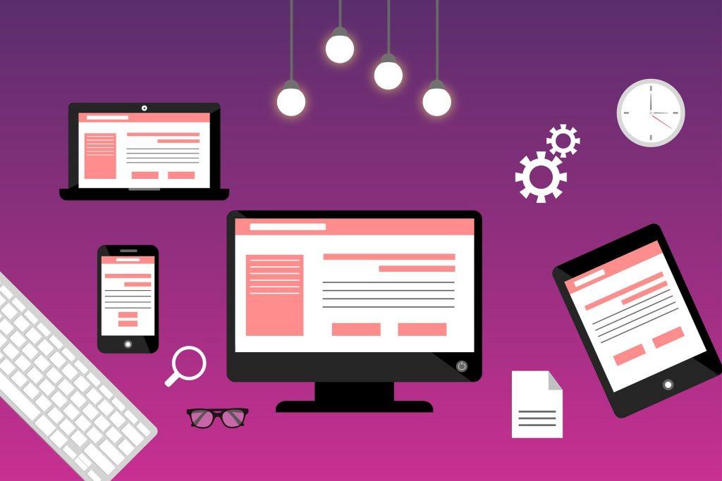 معايير تصميم مواقع الانترنت